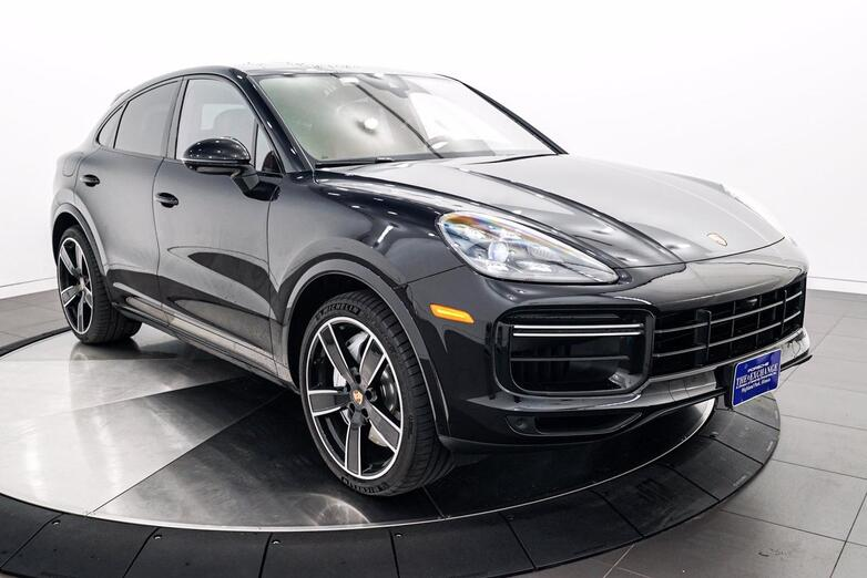 2020 Porsche Cayenne Turbo Coupe Highland Park IL