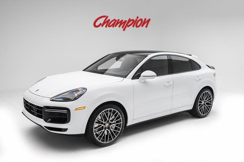 2020 Porsche Cayenne Turbo Coupe Pompano Beach FL