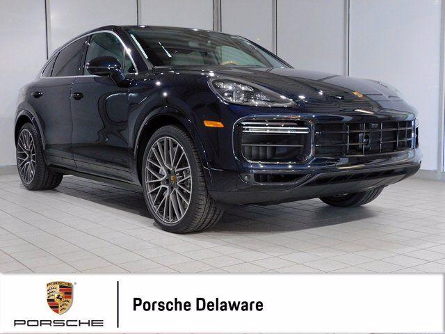 2020 Porsche Cayenne Turbo Newark DE