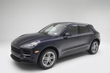2020 Porsche Demo Sale Macan