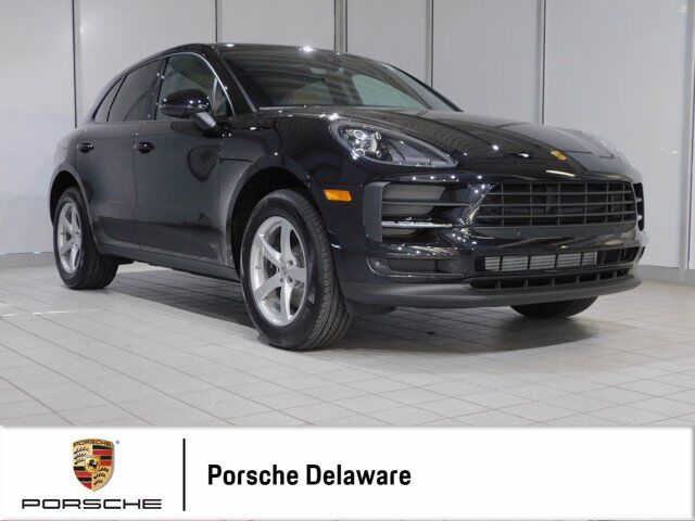 2020 Porsche Macan LANE CHANGE ASSIST Newark DE