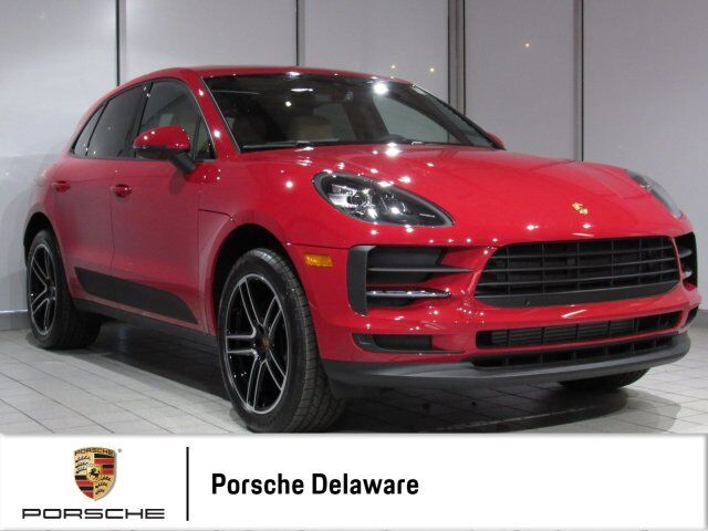 2020 Porsche Macan PREMIUM PACKAGE PLUS Newark DE 32582965