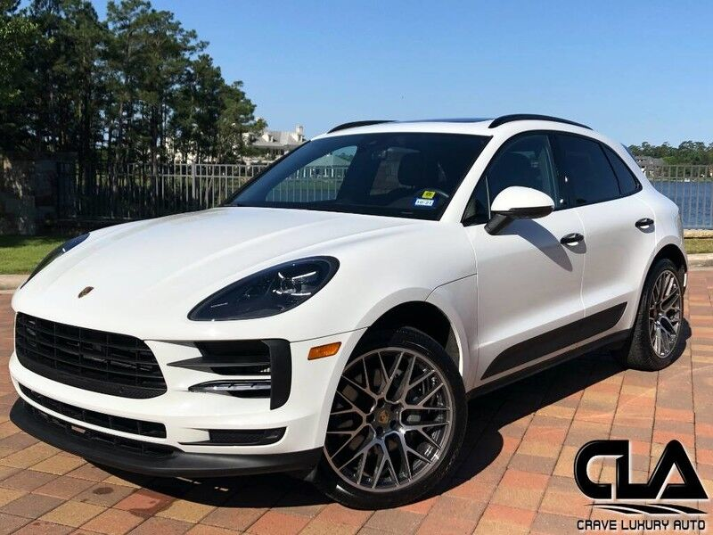 2020 Porsche Macan S The Woodlands TX