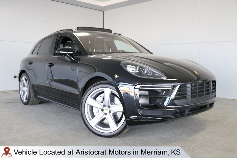 2020 Porsche Macan Turbo Merriam KS