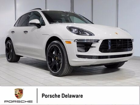 2020 Porsche Macan Turbo Newark DE