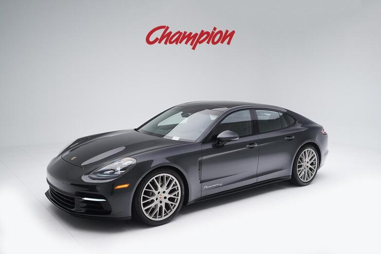 2020 Porsche Panamera 10 Years Edition Pompano Beach FL