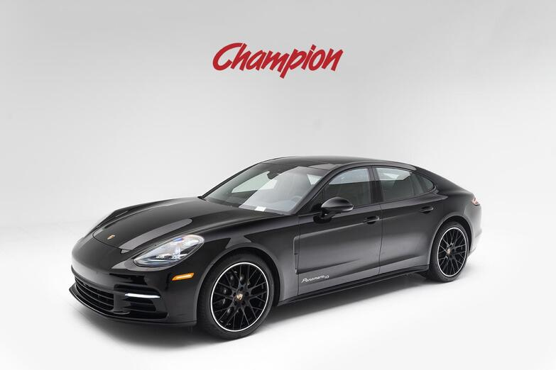 2020 Porsche Panamera 4 10 Years Edition Pompano Beach FL