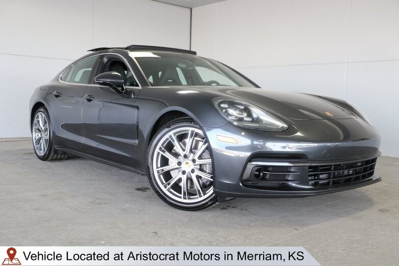 2020 Porsche Panamera 4 Merriam KS
