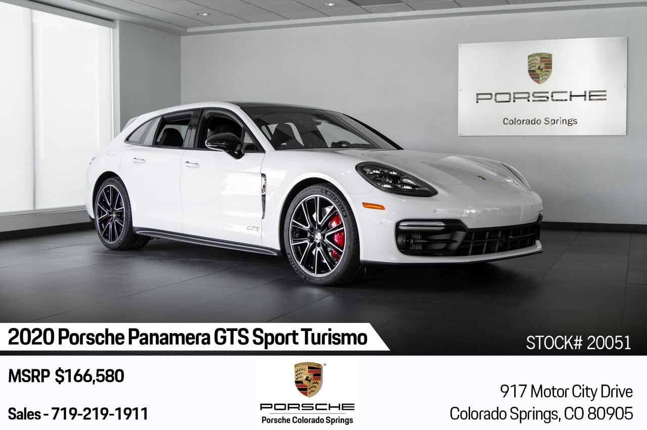 Vehicle Details 2020 Porsche Panamera At Porsche Colorado Springs Colorado Springs Porsche Colorado Springs