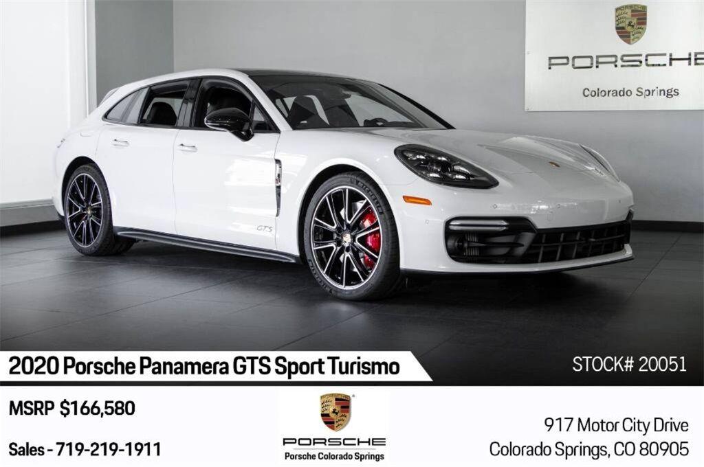 2020 Porsche Panamera Sport Turismo GTS Colorado Springs CO