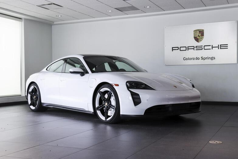 2020 Porsche Taycan 4S Colorado Springs CO