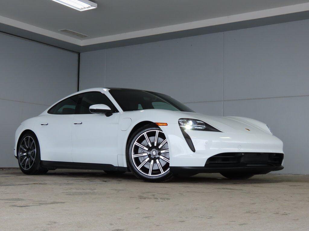 2020 Porsche Taycan 4S Merriam KS