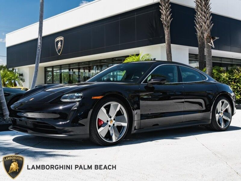 2020 Porsche Taycan 4S West Palm Beach FL