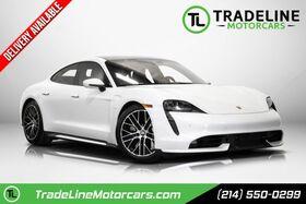 2020_Porsche_Taycan_Turbo_ CARROLLTON TX