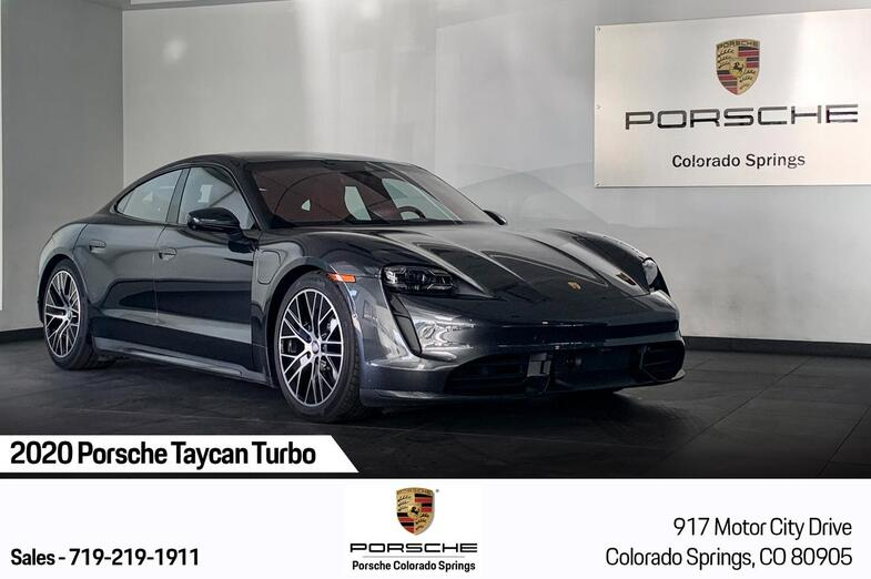2020 Porsche Taycan Turbo Colorado Springs CO