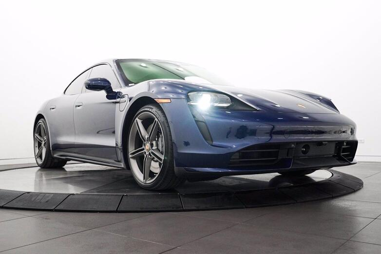 2020 Porsche Taycan Turbo Highland Park IL