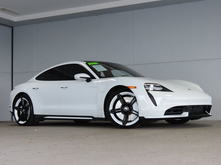 2020 Porsche Taycan Turbo Merriam KS
