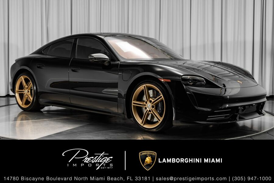 2020_Porsche_Taycan_Turbo_ North Miami FL