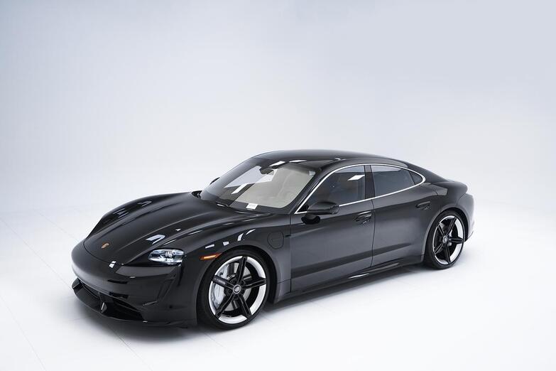 2020 Porsche Taycan Turbo Pompano Beach FL