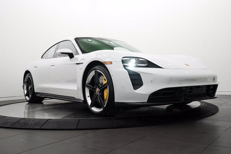 2020 Porsche Taycan Turbo S Highland Park IL