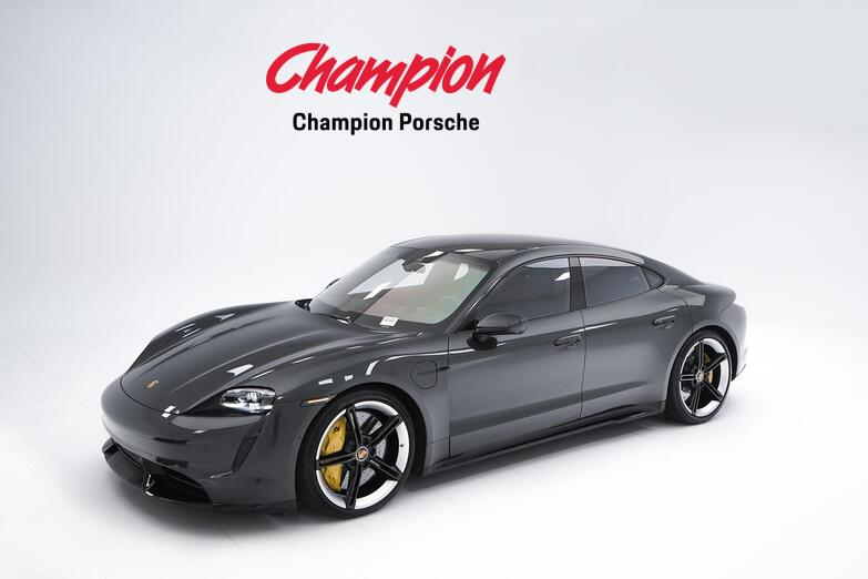 2020 Porsche Taycan Turbo S Pompano Beach FL
