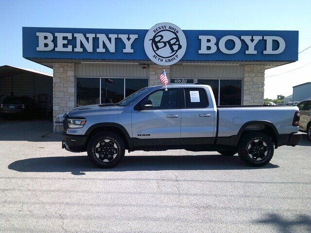 2020 RAM 1500 Rebel 4x4 Quad Cab Liberty Hill TX