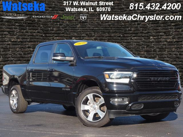 2020 RAM 1500 Rebel Dwight IL