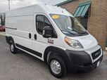2020 RAM Promaster 1500 High Roof 136-in. WB