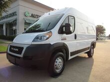 2020_RAM_Promaster_1500 High Roof 136-in. WB_ Plano TX