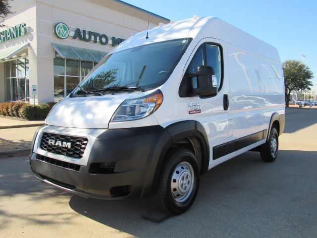 2020 RAM Promaster 1500 High Roof 136-in. WB Plano TX
