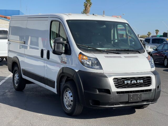 2020 RAM Promaster 1500 Low Roof 136-in. WB
