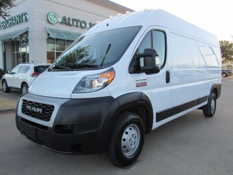 2020 RAM Promaster 2500 High Roof 159-in. WB Plano TX