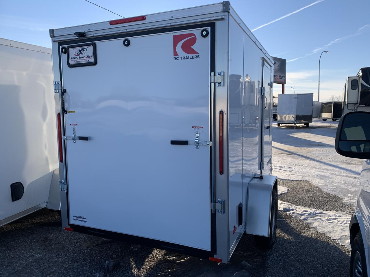 2020 RC 6'X10' Enclosed Trailer Moorhead MN