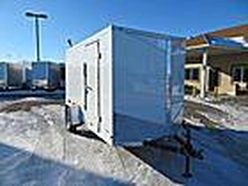 2020 RC 6'X12 Enclosed Trailer Moorhead MN