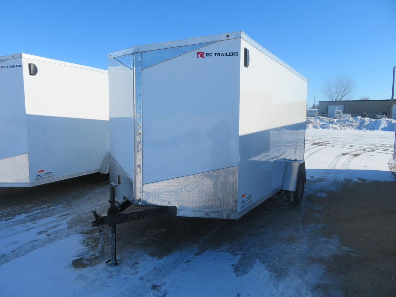 2020 RC 7'X12' Enclosed Trailer Moorhead MN