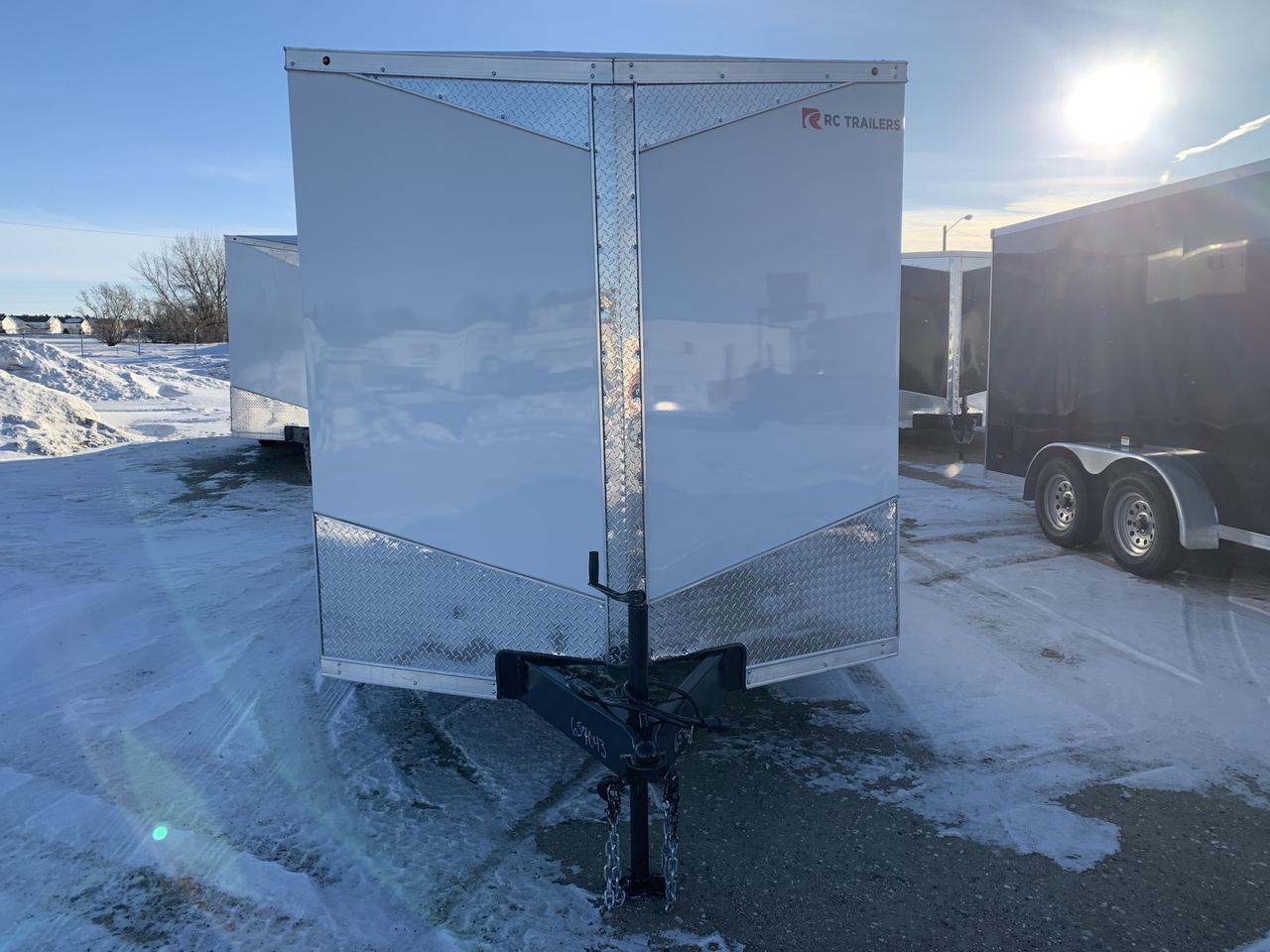 2020 RC 7'X14' Enclosed Trailer Moorhead MN