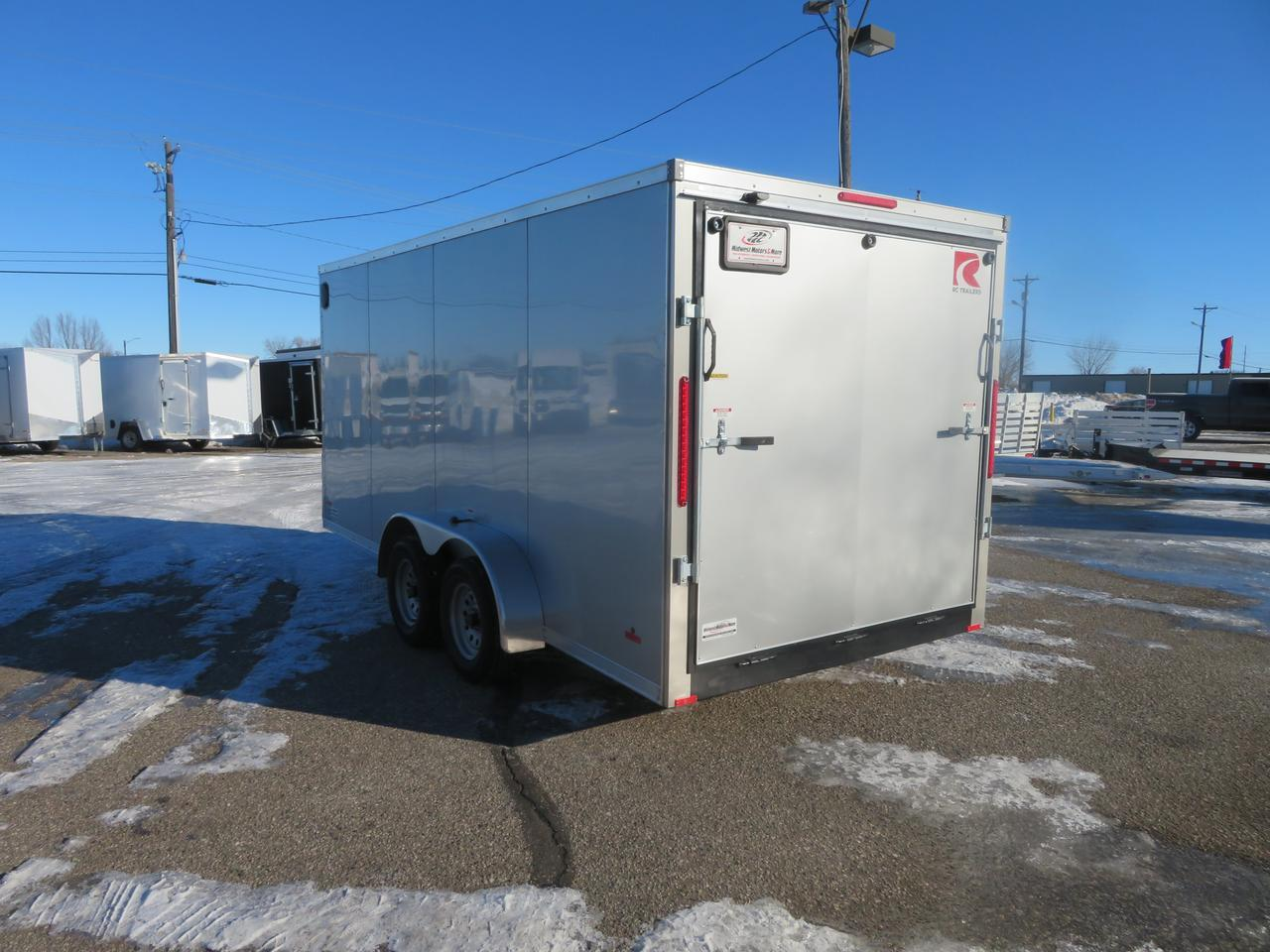 2020 RC 7'X16' Enclosed Trailer Moorhead MN