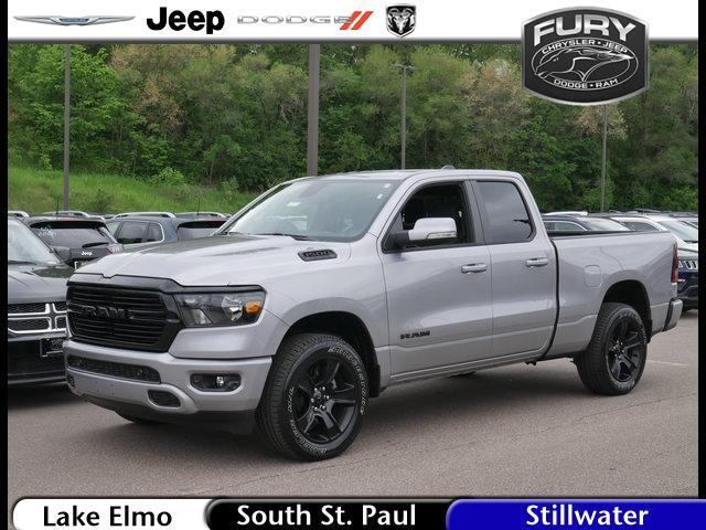 2020 Ram 1500 4x4 Quad Cab 6'4 Box St. Paul MN