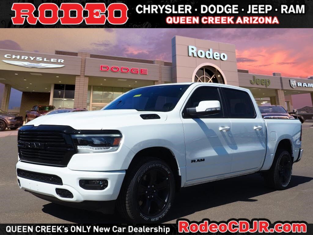 2020 Ram 1500 BIG HORN CREW CAB 4X2 5'7 BOX Queen Creek AZ