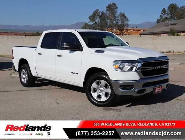 2020 Ram 1500 BIG HORN CREW CAB 4X2 5'7 BOX Redlands CA