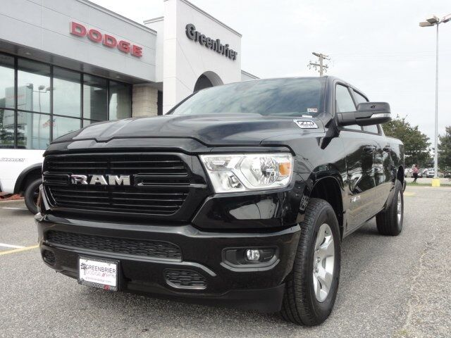 2020 Ram 1500 BIG HORN CREW CAB 4X4 5'7 BOX Chesapeake VA