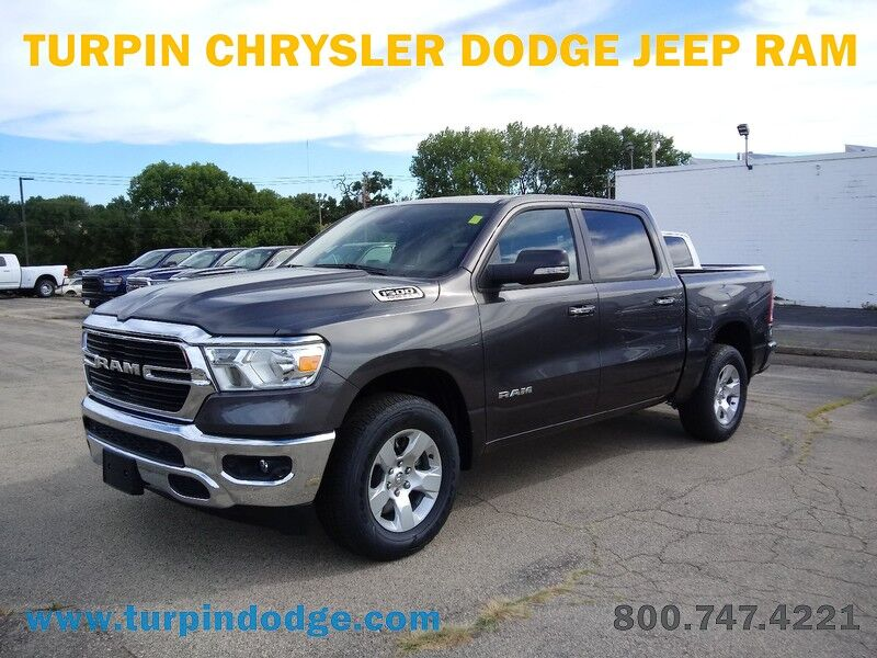 2020 Ram 1500 BIG HORN CREW CAB 4X4 5'7 BOX Dubuque IA