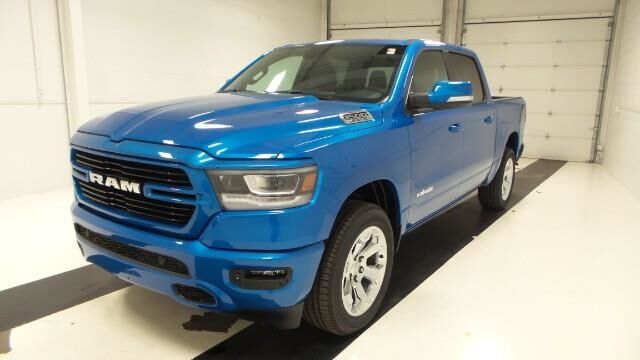 2020 Ram 1500 BIG HORN CREW CAB 4X4 5'7 BOX Topeka KS