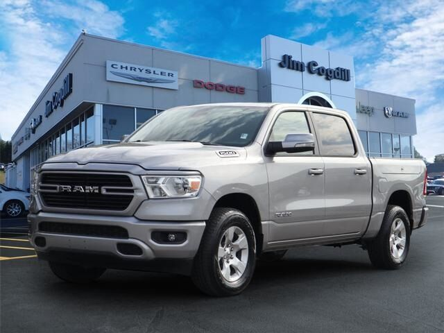 2020 Ram 1500 Big Horn Crew Cab 4x4 5 7 Box