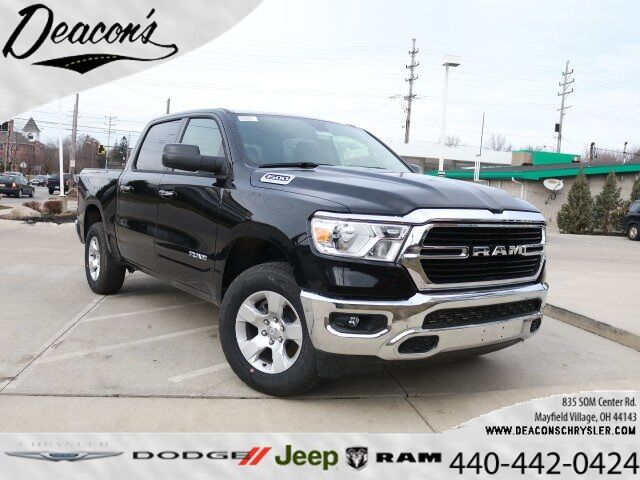 2020 Ram 1500 BIG HORN CREW CAB 4X4 5'7 BOX Mayfield Village OH
