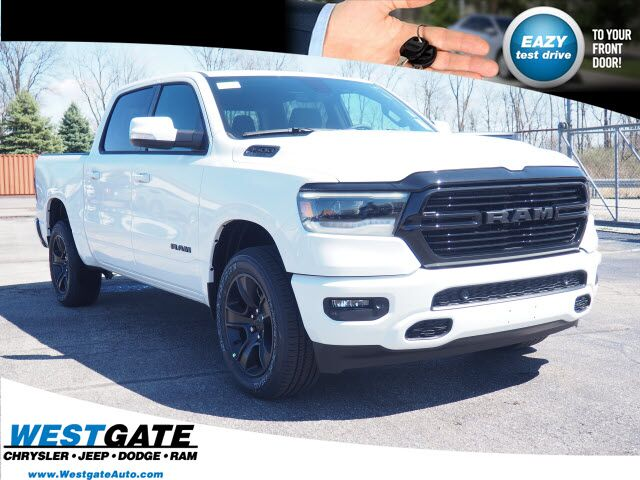 2020 Ram 1500 BIG HORN CREW CAB 4X4 5'7 BOX Plainfield IN
