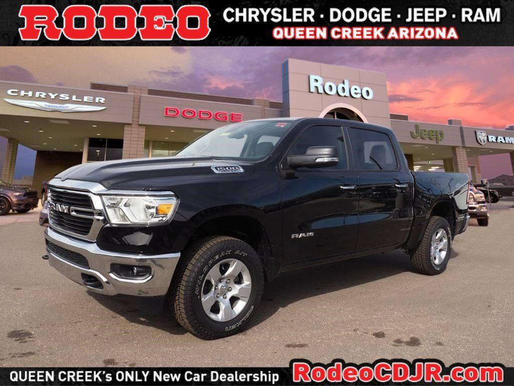 2020 Ram 1500 BIG HORN CREW CAB 4X4 5'7 BOX Queen Creek AZ