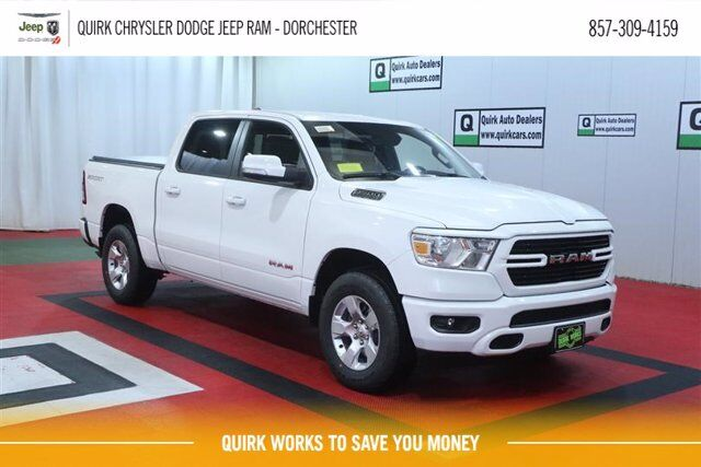 2020 Ram 1500 BIG HORN CREW CAB 4X4 5'7 BOX Boston MA