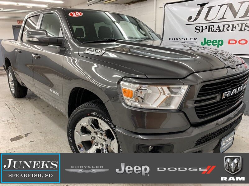 2020 Ram 1500 BIG HORN CREW CAB 4X4 5'7 BOX Spearfish SD
