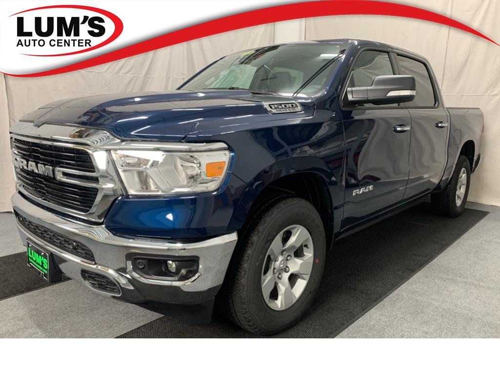 2020 Ram 1500 BIG HORN CREW CAB 4X4 5'7 BOX Warrenton OR